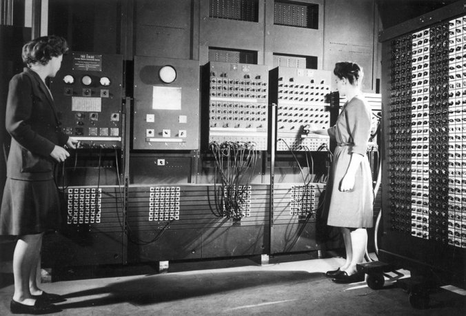 Computer Programmers - Vintage